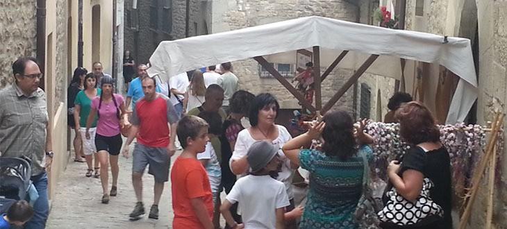 La Feria Medieval un atractivo de verano