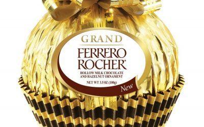 Ferrero Rocher Infanzón del Año 2018